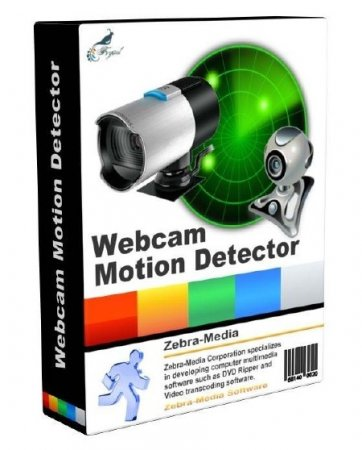 Zebra Webcam Motion Detector v.1.3 (x32/x64/ENG) - Тихая установка