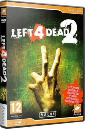 Left 4 Dead 2 (2009/RUS/ENG/Repack от R.G. Origami)
