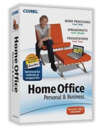 Corel Home Office v5.0.119.1362 Ml Rus