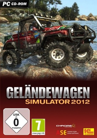 Gelaendewagen Simulator 2012 - Off-Road Drive (2011/DE/PC)