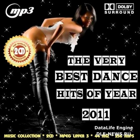 The Very Best Dance Hits of Year 2011 (2012)