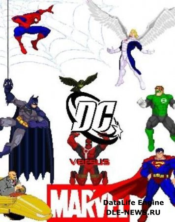 Marvel vs Dc (2011/ENG)
