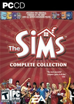 The Sims. Complete Collection (2005/Multi12/ENG)