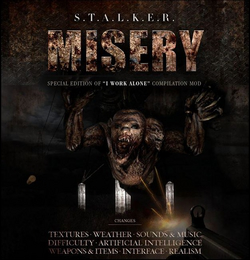 S.T.A.L.K.E.R.: Call of Pripyat - MISERY (2012/ENG/RUS)