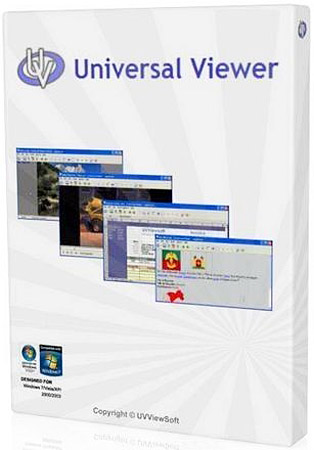 Universal Viewer Pro 6.3.0.0 x86 + Portable