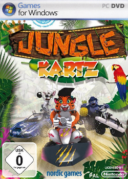 Jungle Kartz (2012/Multi5/ENG)