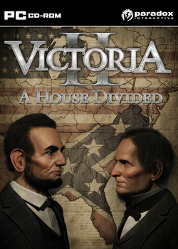 Victoria II: A House Divided (2012/ENG/Add-On)