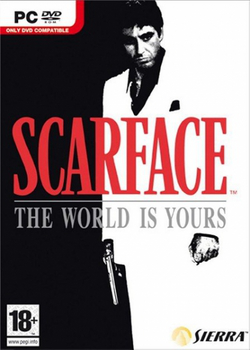 Scarface: The World Is Yours (2006/RUS/ENG/RePack)