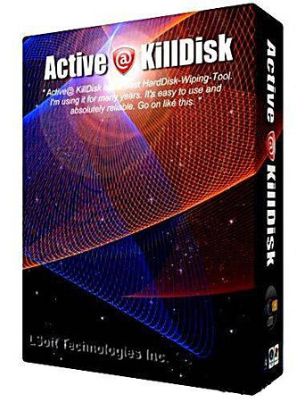 Active@ KillDisk for Windows 5.5 (2012)