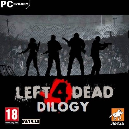 Left 4 Dead - Дилогия (2010/RUS/ENG/PC/RePack by R.G.UniGamers)