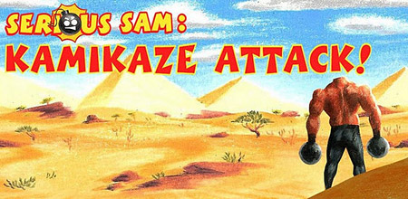 Serious Sam: Kamikaze Attack v1.16 (2012/ENG)