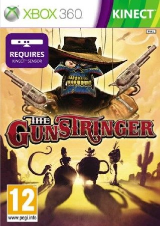 The Gunstringer (2011/RUS/XBOX360/RF)
