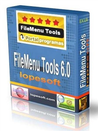 FileMenu Tools 6.1 Portable
