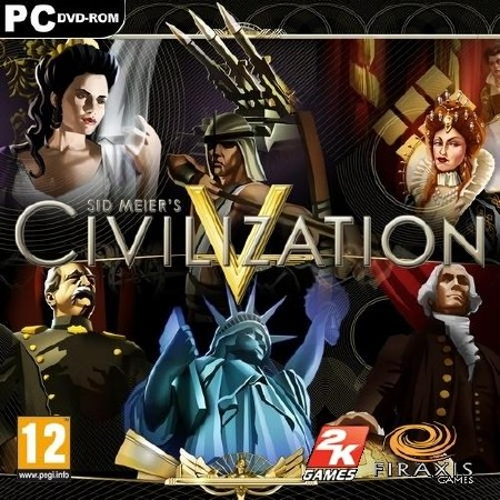 Civilization 5: Deluxe Edition v.1.0.1.511 +12 DLC (Upd.16.01.2012) (2010/RUS/RePack by Fenixx)