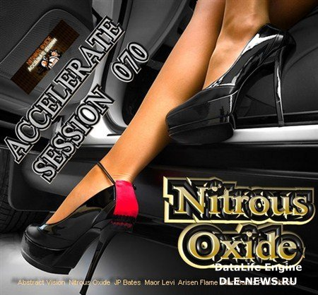 Nitrous Oxide - Session Accelerate 070 (2012)