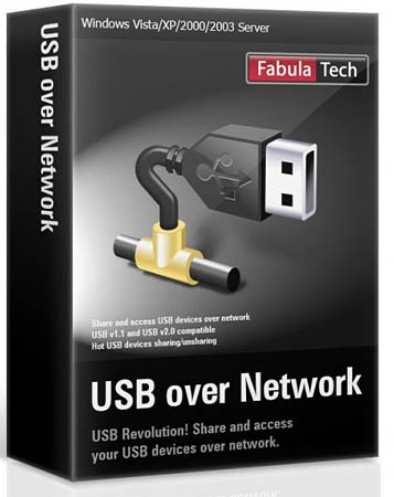 USB over Network 4.7.2 (2012)
