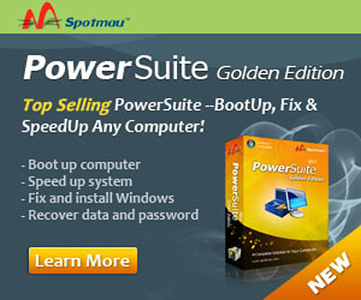 Spotmau Power Suite Golden Edition 2012 7.0.1 + Portable