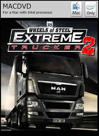 Extreme Trucker 2: 18 Wheels Of Steel (2012/MAC/Wineskin)
