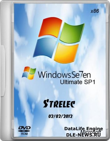 Windows 7 Ultimate SP1 x86 Strelec (02/02/2012)