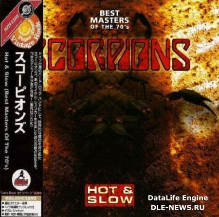 Scorpions - Hot & Slow. Best Masters Of The 70s (2011)