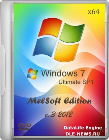 Windows 7 x64 MelSoft Edition v.3 (2012/RUS)