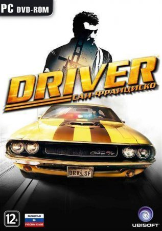 Driver: San Francisco v1.04 (2011/RUS RePack by UltraISO)