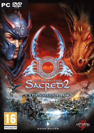 Sacred 2: Ice & Blood (2009/RUS/Repack by a1chem1st)