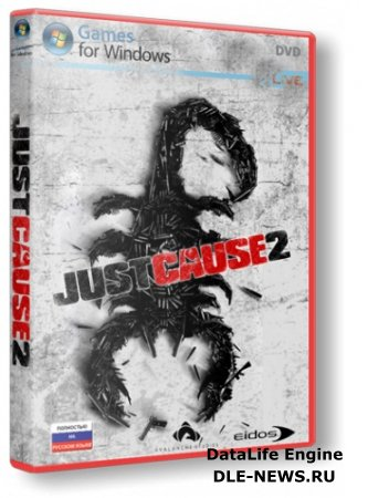 Just Cause 2 + 9 DLC (2010/PC/Rus/RePack) by R.G.Creative