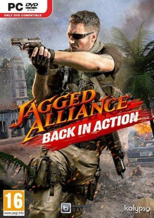 Jagged Alliance: Back in Action v1.03 + 4 DLC (2012/RUS) SteamRip by Tirael4ik