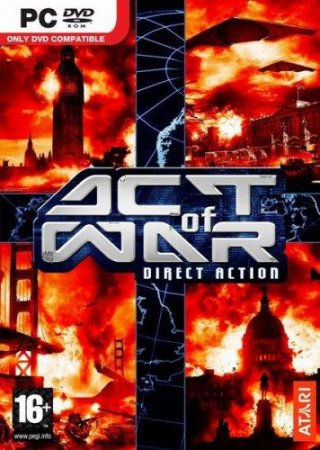 Act of War: Direct Action (2005/RUS/RePack by R.G. Repackers)