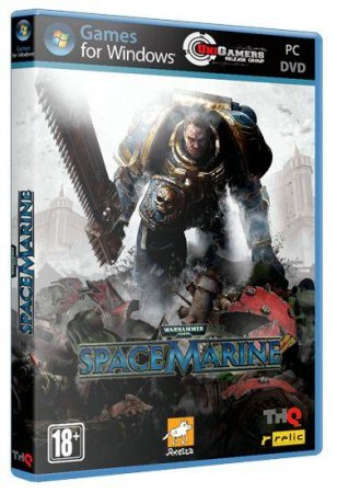 Warhammer 40,000: Space Marine (2011/RUS/RePack by R.G. UniGamers)