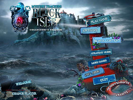 Mystery Trackers 3: Black Isle. Collector's Edition (PC/2012)