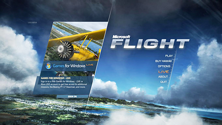 Microsoft Flight (PC/2012/Repack Creative//ENG)