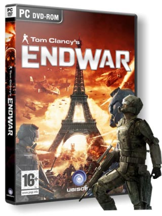 Tom Clancy's EndWar RePack UltraISO