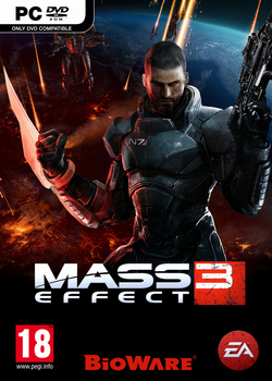 Mass Effect 3. Digital Deluxe Edition + 1 DLC (2012/Multi6/RUS/ENG)