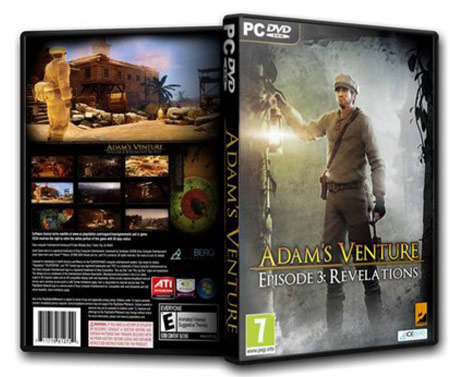 Adam's Venture 3: Revelations (PC/2012)