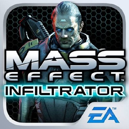 Mass Effect: Infiltrator (2012/Multi8/HD/iPhone/iPad)
