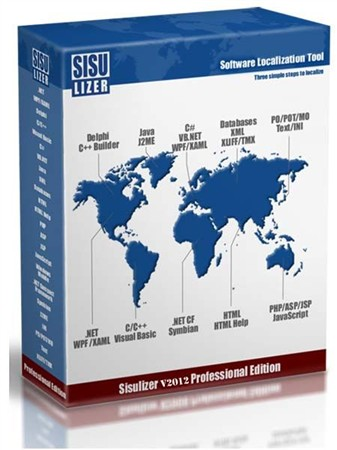 Sisulizer Enterprise Edition 3.0.330