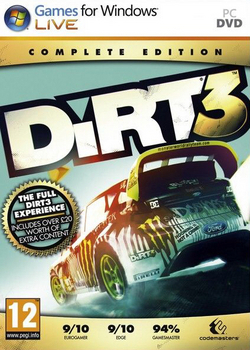 DiRT 3. Complete Edition (2012/Multi5/RUS/ENG/Full/RePack)