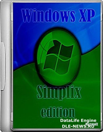 Windows XP Pro SP3 VLK Rus simplix edition (x86/2012/RUS)
