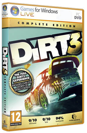 DiRT 3 Complete Edition (RePack Ininale)
