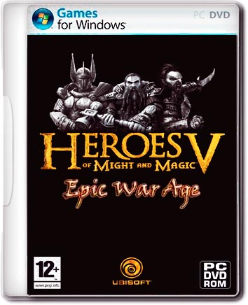 Heroes of Might and Magic V Золотое Издание + Epic War Age v0.9 RePack