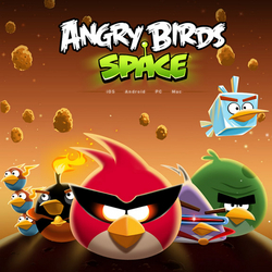 Angry Birds: Space (2012/ENG)