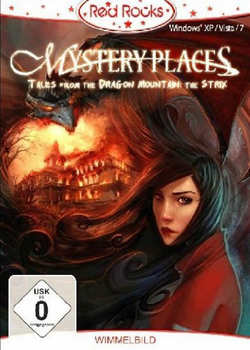 Red Rocks - Mystery Places: Tales from the Dragon Mountain (2012/DE)