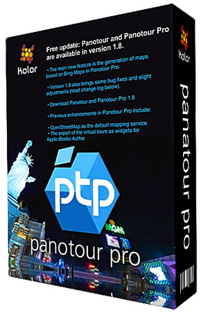 Kolor Panotour Pro v1.8.0.400 Final + Portable (MLRUS)