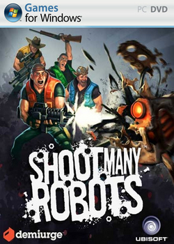 Shoot Many Robots (2012/MULTI5/ENG)