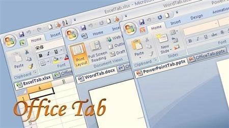 Office Tab Free Edition 8.50