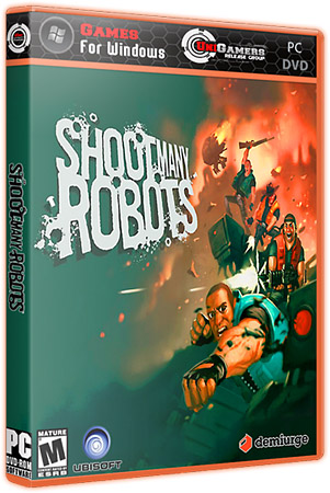 Shoot Many Robots (2012/RePack UniGamers)