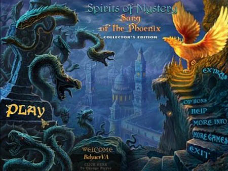 Spirits of Mystery 2: Song of the Phoenix (Collector's Edition)