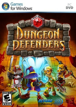 Dungeon Defenders Full Mission Pack + 24 DLC (2011/Multi5/ENG/RePack)